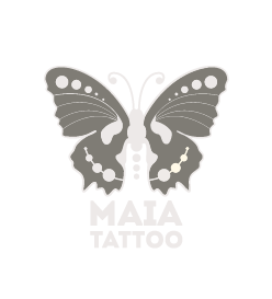 Logo Maia Tattoo